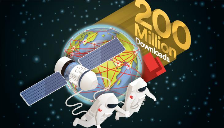 AnyDesk erreicht 200 Millionen Downloads