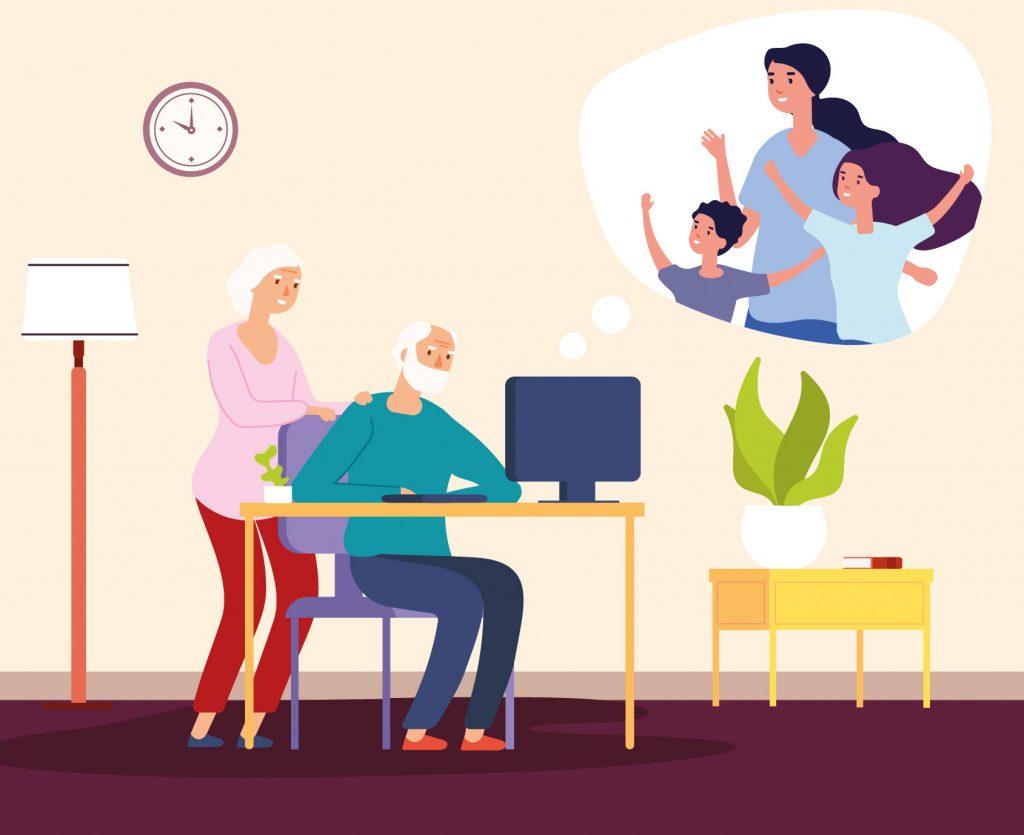 Computerhilfe für Familie und Freunde